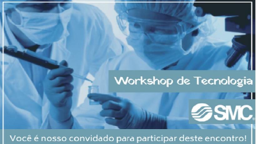 Workshop Tecnologia – SMC Pneumática